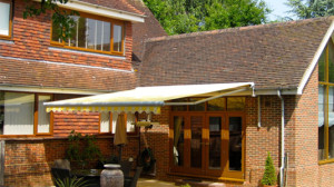 Retractable Patio Awnings by Alfresco365