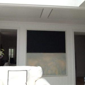 Infrared Heater, recesssed Herschel Select XL ceiling panel
