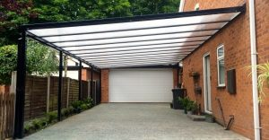 polycarbonate carport