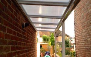 polycarbonate canopy