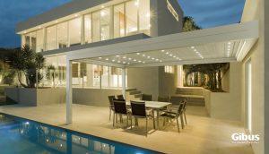 aluminium pergola, bioclimatic pergola, alfresco lifestyle
